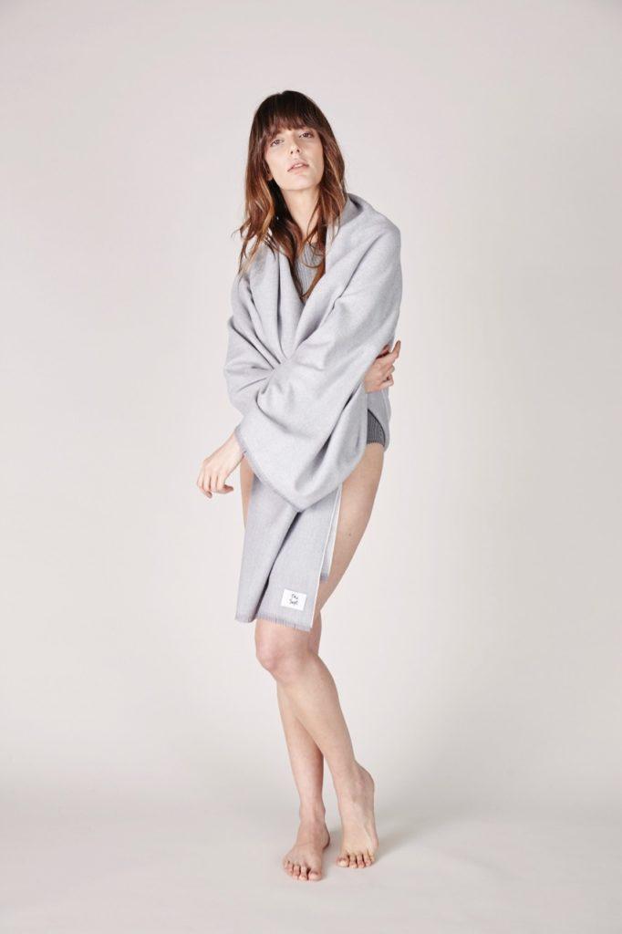 Cashmere-Scarf-Grey